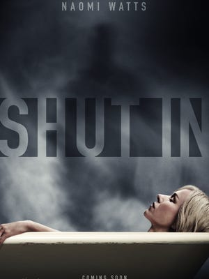Naomi Watts in the poster for 'Shut In.'