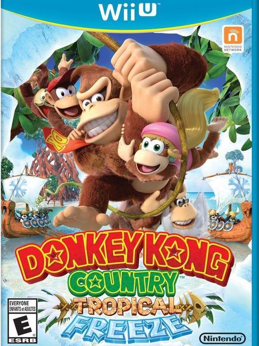 SAL0224-Donkey Kong game