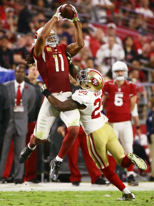 Cardinals' hurting Larry Legend lives up to his nickname