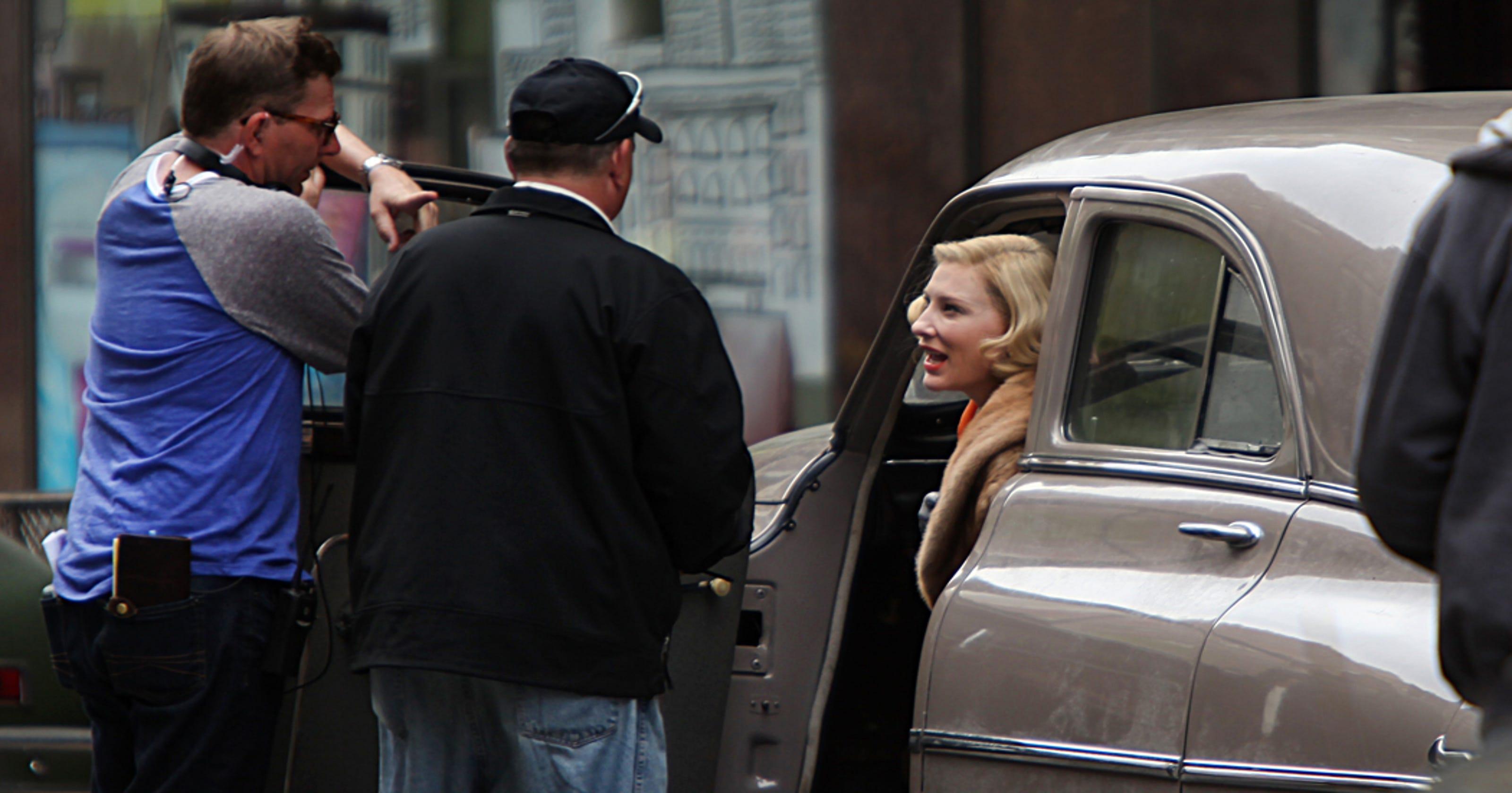 Cate Blanchett Cincinnati