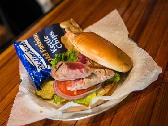 Snitz Creek Brewery is offering the Shore Lunch which