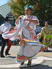 Fiesta Hendersonville will be noon-6 p.m. Sept. 24.