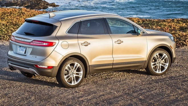 The Lincoln MKC.