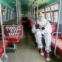 Chasing the clown with Puddles Pity Party; Dec. shows in Knoxville, Nashville, Chattanooga