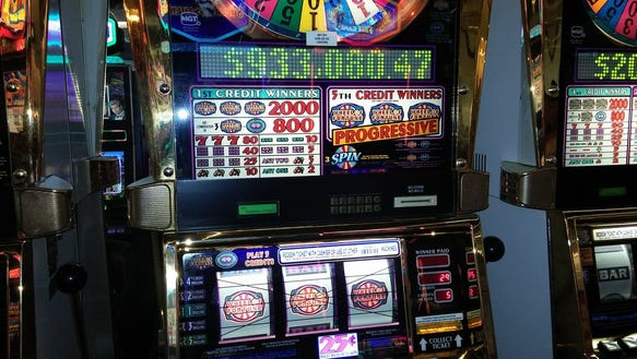 las vegas casino with most jackpots