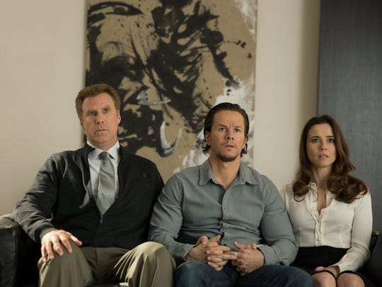 Will Ferrell, Mark Wahlberg and Linda Cardellini star