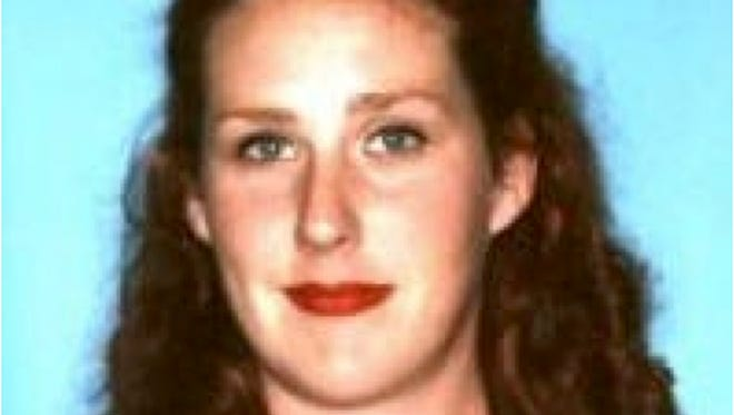 This undated photo released by the Maui Police Department shows Carly Scott, a missing pregnant woman.