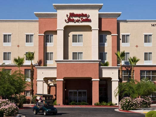 Get a gas card when you stay at the Hampton Inn & Suites Scottsdale.