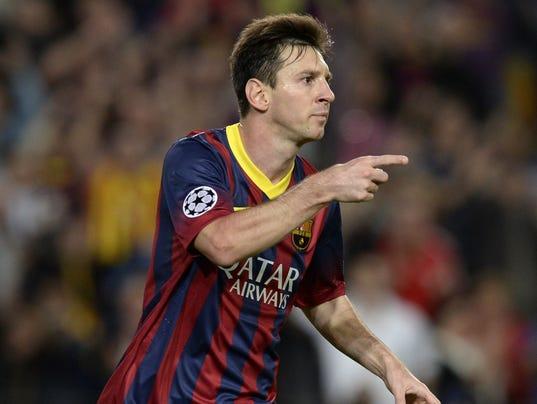 2013-11-06 Lionel Messi