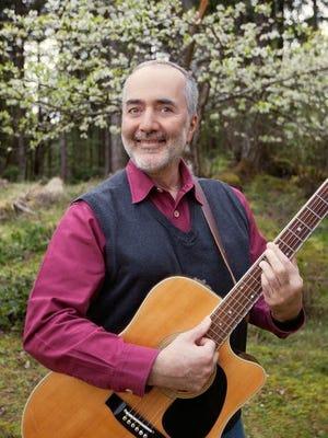 Raffi Cavoukian, better known as just Raffi, will play at the Flynn Center in Burlington May 19.