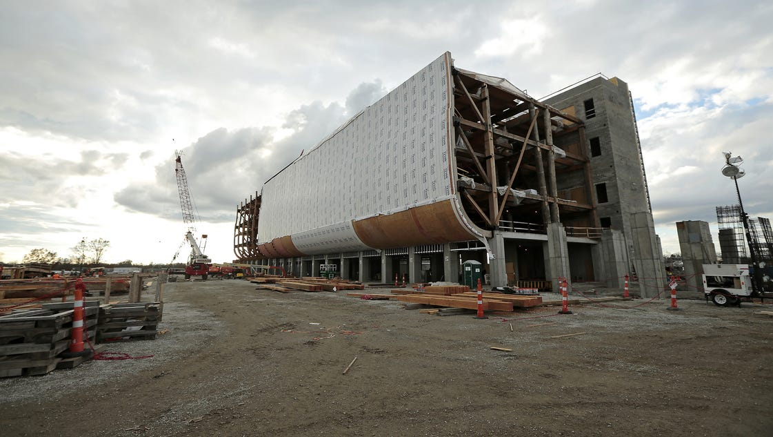Answers In Genesis 39 Ark Encounter Announces Opening Date