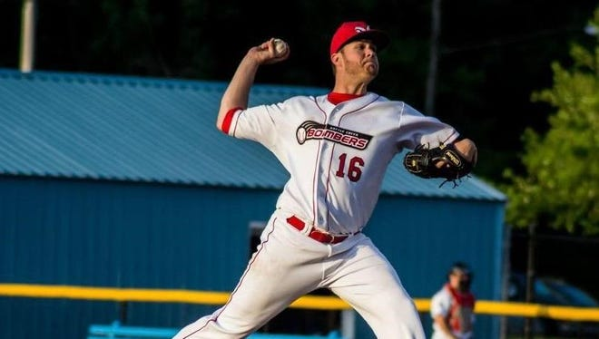 Alex Hermeling will represent the Battle Creek Bombers in the Northwoods League All-Star Game on July 21.