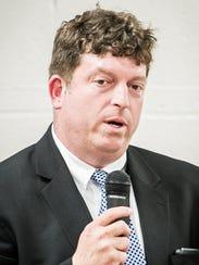 Matthew Jansen is a member of the Spring Grove School