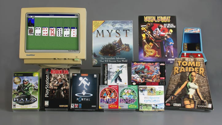 Donkey Kong, Pokemon among finalists for video game HOF