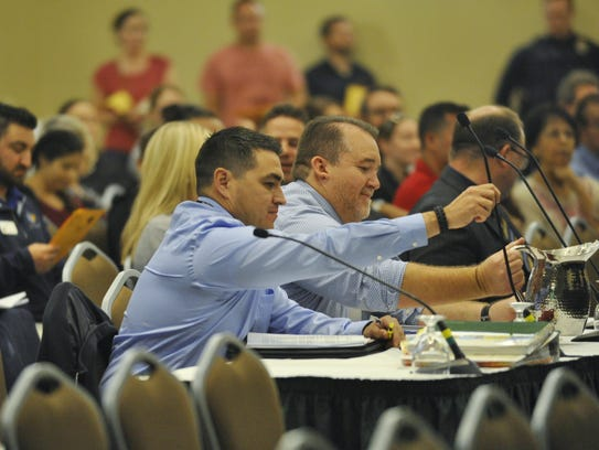 Visalia City Council members voted to deny the appeal
