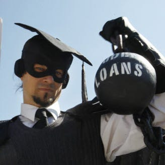 1 in 8 divorces caused by student loan debt