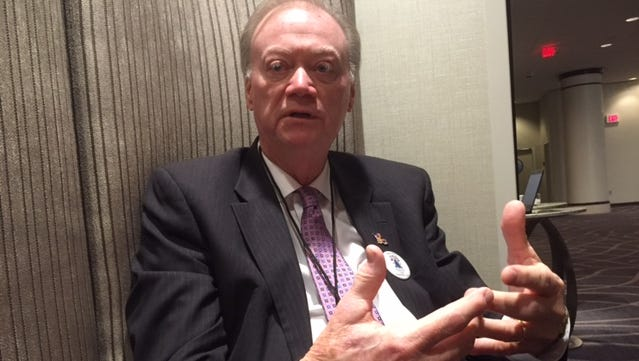 Louisiana Secretary of State Tom Schedler, who heads the National Association of Secretaries of State, once supported moves to defund the Election Assistance Commission but now says the group should remain in place.