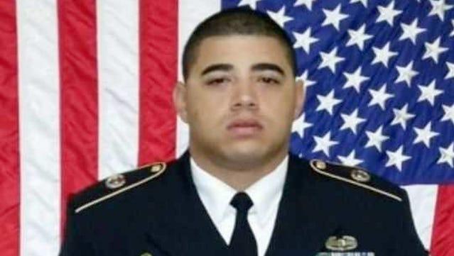 Staff Sergeant Danilo Fernandez II