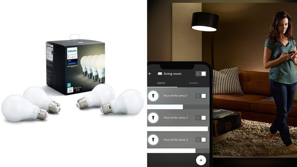 Dim your lights from your smartphone.