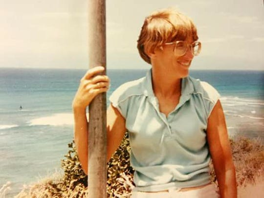 Pam Klass, 1985, Hawaii
