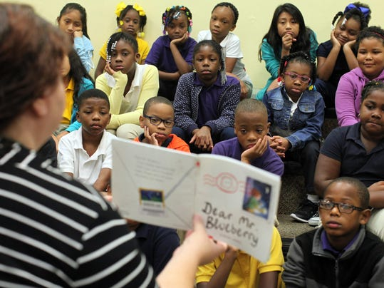Woodley Elementary Reading | Gallery