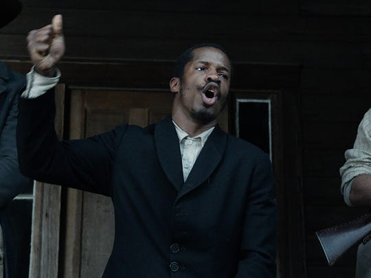"""Nate Parker stars in """"The Birth of a Nation."""""""