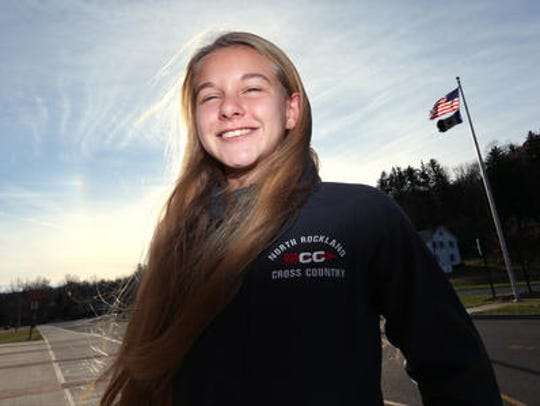 North Rockland's Katelyn Tuohy