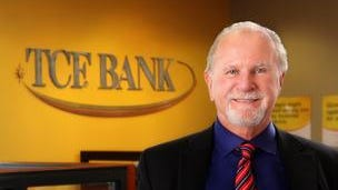 TCF Bank shareholders voted against proposed executive compensation.