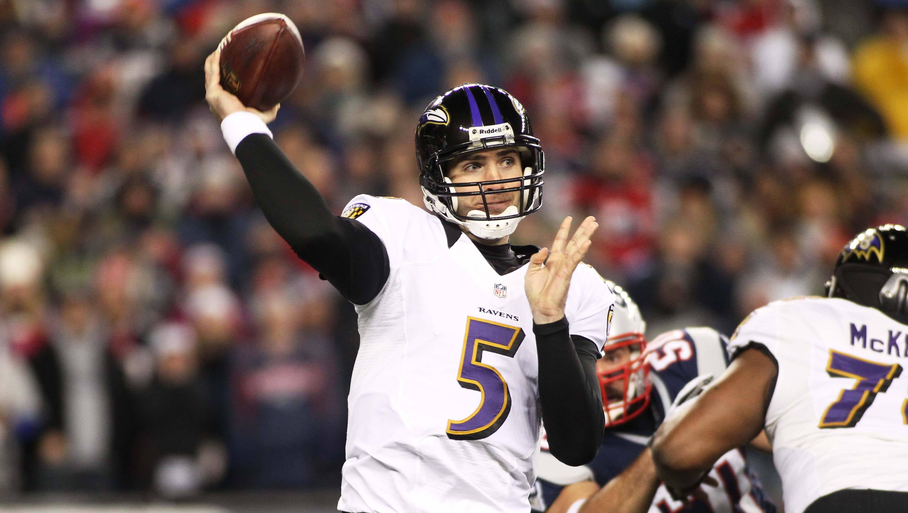 16. Joe Flacco, Baltimore Ravens