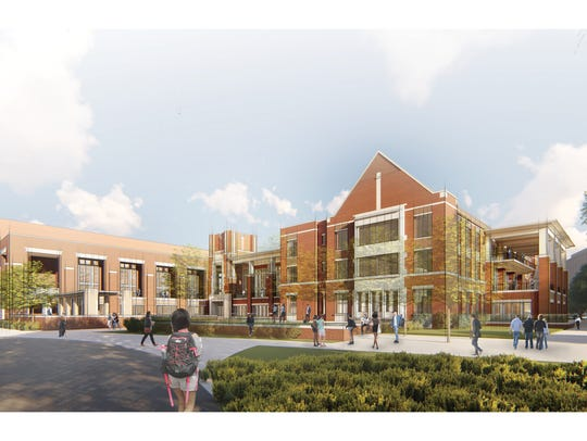 Rendering of the Oglesby Union planned for Florida