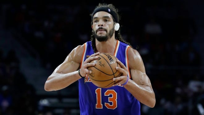 Joakim Noah played just 20 minutes on Sunday and contributed little on either end.
