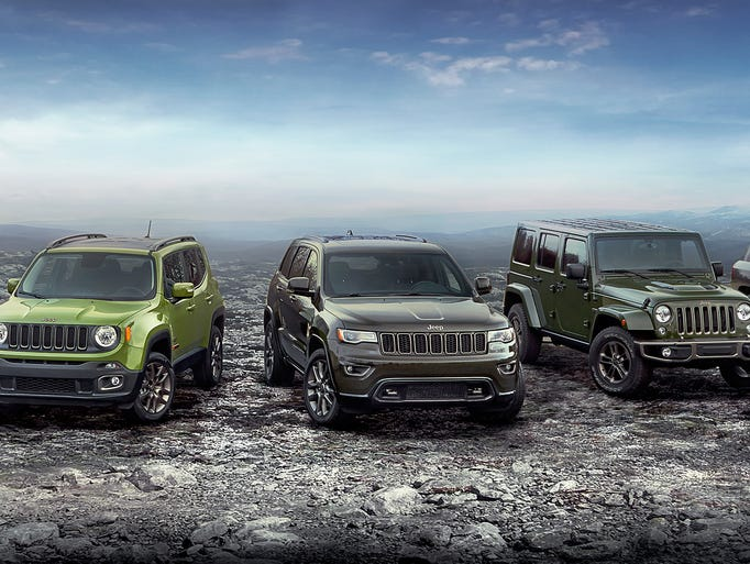 Jeep will celebrate its 75th anniversary this year