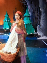 """""""Cinderella: A Holiday Musical"""" opens tonight at The Growing Stage in Netcong with Ally Borgstrom in the title role. This new version of the familiar story features a spunkier-than-usual heroine who is not looking to be rescued by a handsome prince. The production runs through December 17."""