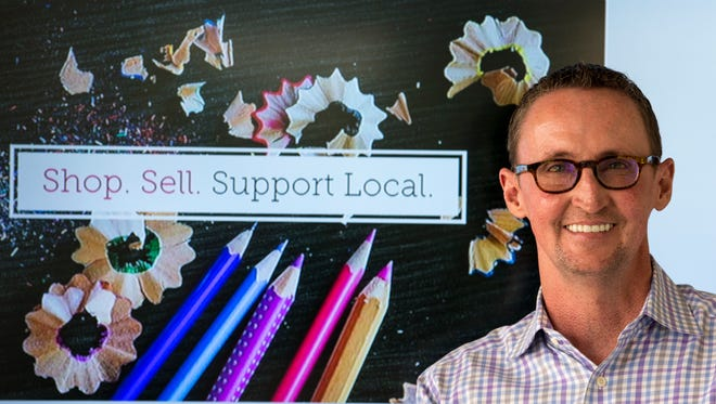 Scott K. Curry's Scott's Marketplace, launched in 2014, has helped local business owners throughout Arizona and across the country sell and market their products online to buyers in and out of their ZIP codes.