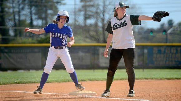 Brevard and East Henderson played Thursday in East Flat Rock.