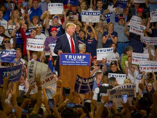 Donald Trump Rally 1