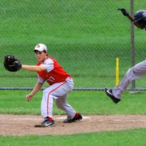 Moser heroics, Panella pitching help Homestead secure sectional berth, 15th straight win