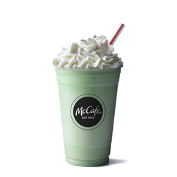 McDonald's brings back the Shamrock Shake -- but not the chocolate ones