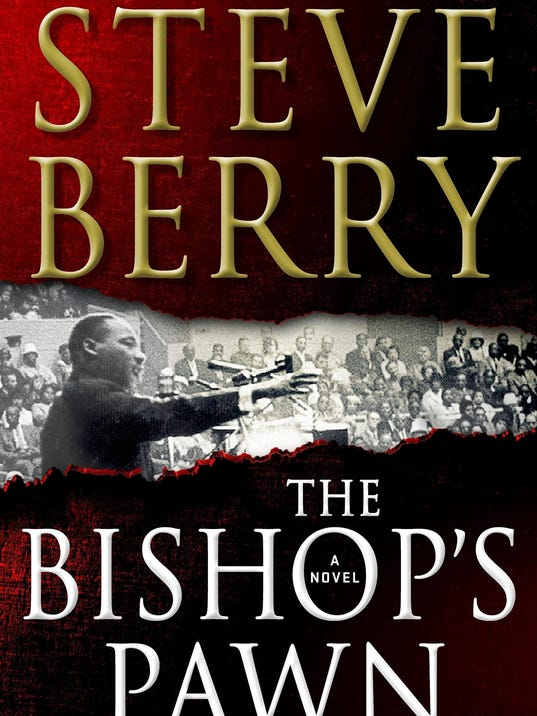 Book Review - The Bishop's Pawn