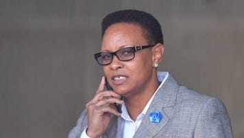 Mitzi Bickers, a pastor, political operative and former Atlanta city employee, pleaded not guilty Thursday to several counts alleging she steered $17 million in city contracts in exchange for over $2 million in bribes.