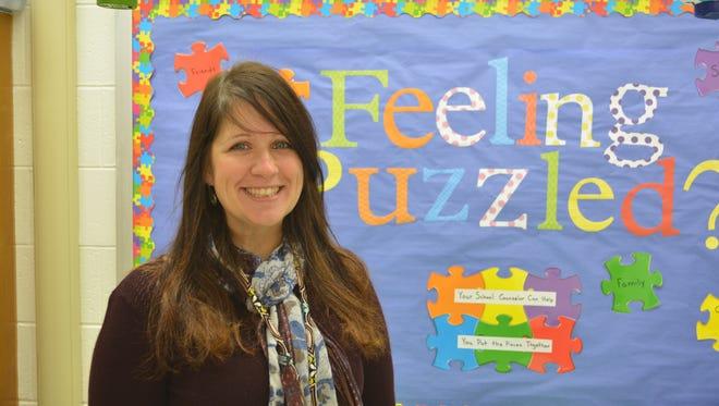 Michelle Mokrzycki is a school counselor at Edison Elementary School in Appleton.
