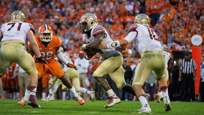 Dalvin Cook and the Seminoles need Clemson to help carry weight in the ACC.