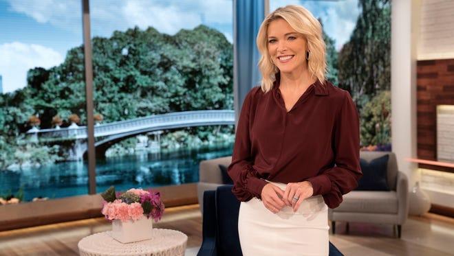 NBC host Megyn Kelly