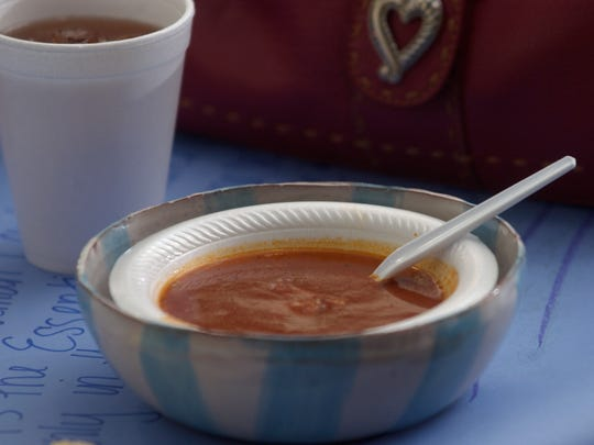 VFW Post 3404 will hold its Bottomless Soup Luncheon on Sunday.
