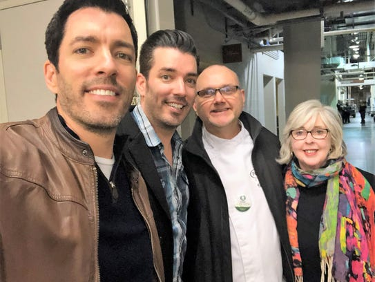 Home Show Guys -  The Property Brothers, Jonathan and