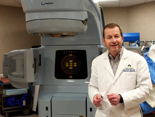PHOTOS: Prostate cancer treatment