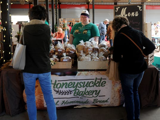 Farmers Market Christmas Bazaar