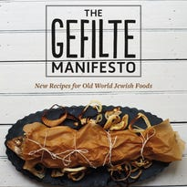 """The Gefilte Manifesto: New Recipes for Old World Jewish Foods,"" Flatiron Books) by Jeffrey Yoskowitz and Liz Alpern is a collection of history and recipes celebrating Jewish soul food."