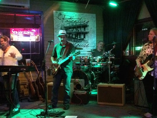 The popular Hunterdon County band Phido will play a mix of covers and originals on New Year's Eve at the Pattenburg House.