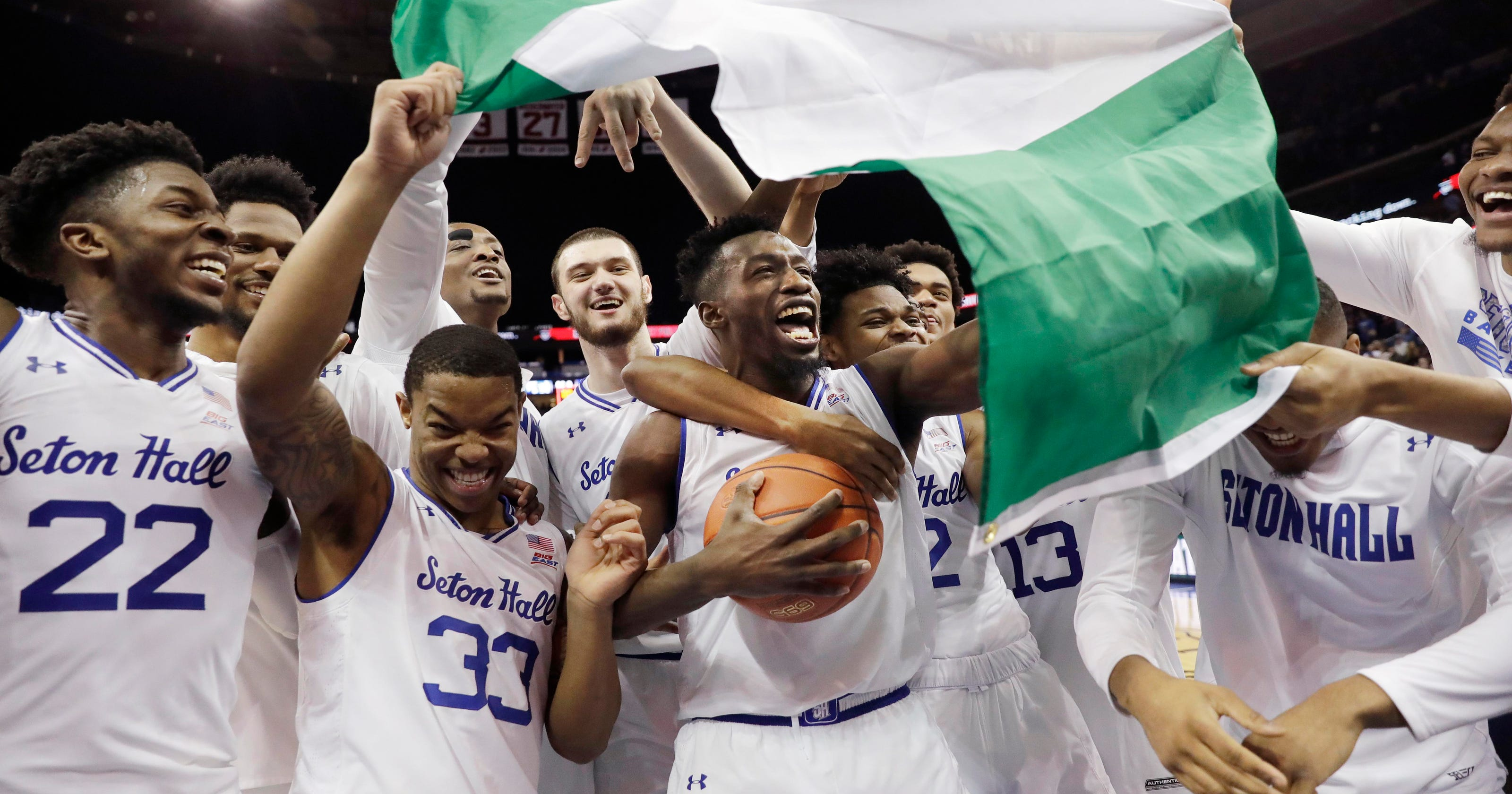 sports shoes 24abd 297fe Seton Hall basketball  What NCAA Tournament path will the Pirates draw